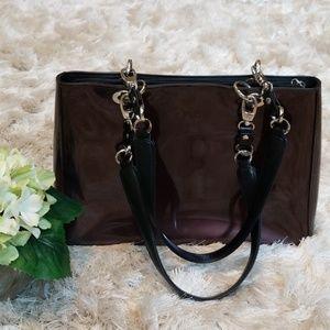 Beijo purse, hard shell style gloss